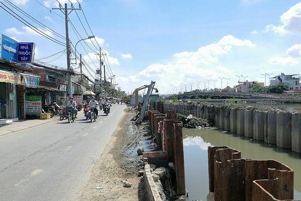 Khi nào hoàn thành dự án cải thiện môi trường nước TP.HCM?