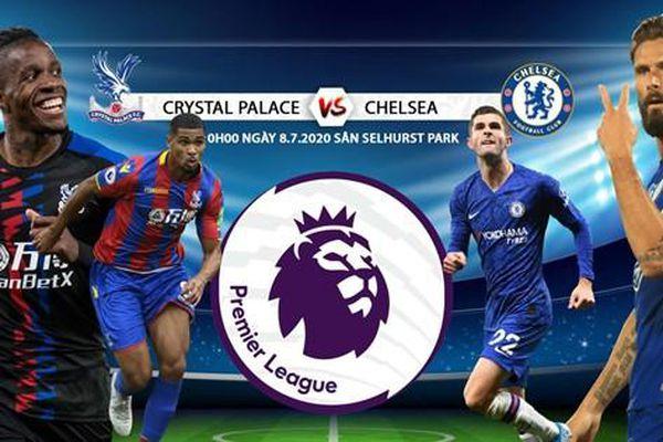Crystal Palace - Chelsea: Kỳ tích vẫy gọi Willian