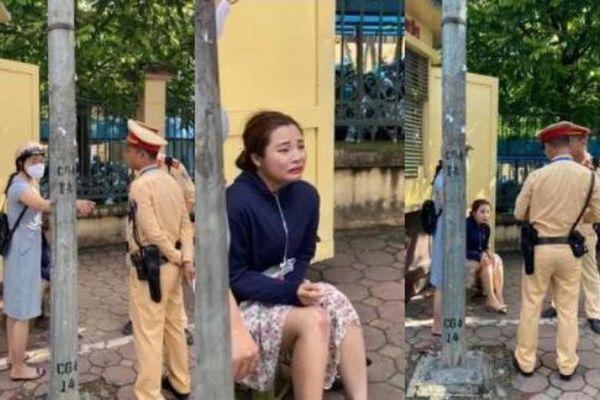 CSGT Hà Nội kéo ngã 2 cô gái: Dựng chuyện để câu view?