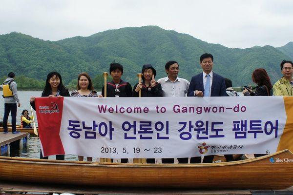 Khi PLVN được Tổng cục Du lịch Hàn Quốc tín nhiệm