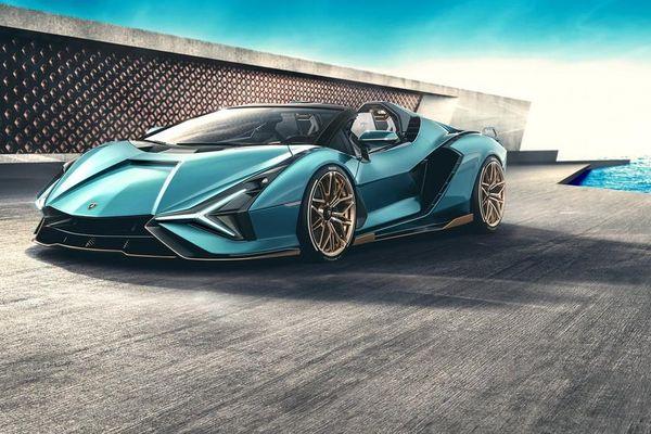 Vừa ra mắt, Lamborghini Sian Roadster đã bán hết sạch