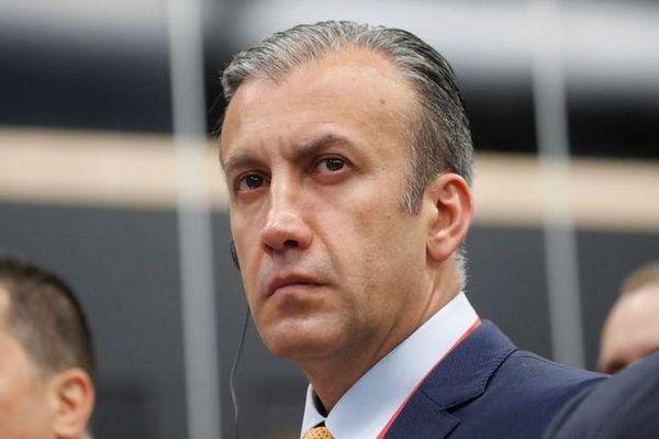 Bộ trưởng Dầu mỏ Aissami là quan chức Venezuela tiếp theo mắc Covid-19
