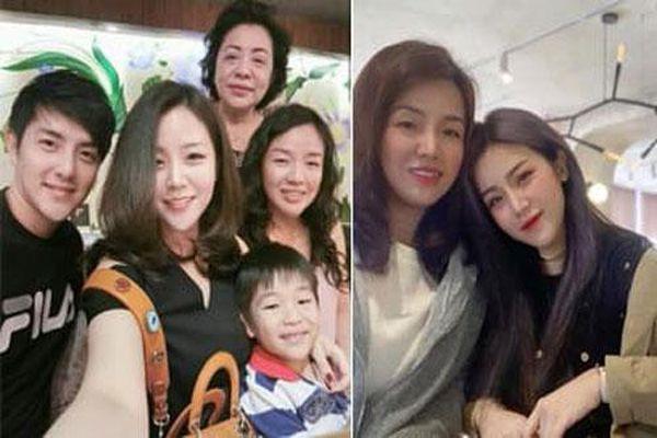 Em gái Ông Cao Thắng đăng ảnh cùng người chị hiếm khi lộ diện: Nhan sắc cũng 'không phải dạng vừa đâu'