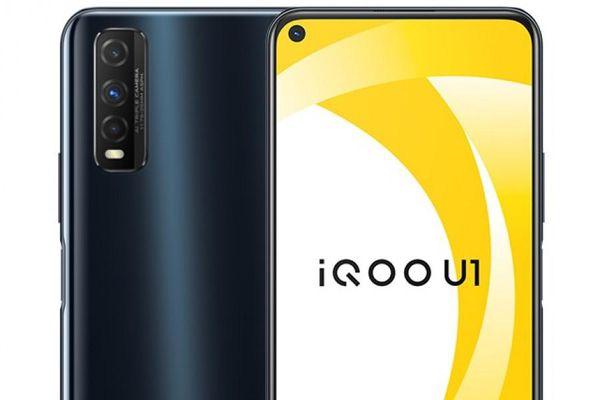 iQOO U1 ra mắt: Snapdragon 720G, camera ba 48 MP và pin 4.500 mAh