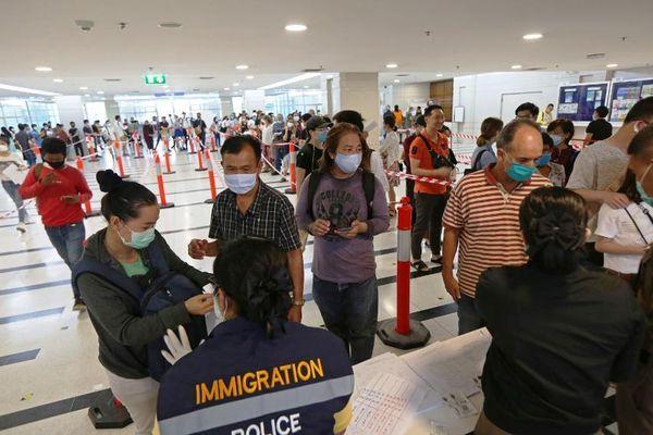 Thái Lan: Người nước ngoài có thể nộp đơn xin gia hạn visa sau 31/7