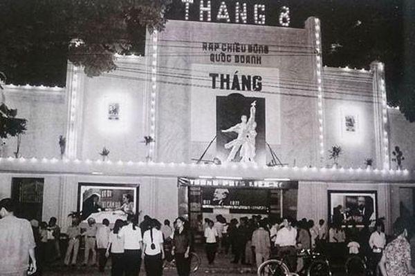 Phim và rạp ở Hà Nội xưa