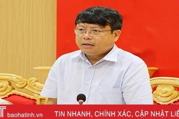 Bí thư Thành ủy Hà Tĩnh: Đặt 'mốc' giải quyết dứt điểm đơn thư, vụ việc của công dân