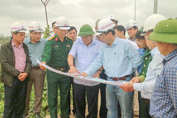 Quảng Trị: Cần hỗ trợ cho các dự án khu đô thị thương mại, dịch vụ, xây dựng nhà ở đô thị