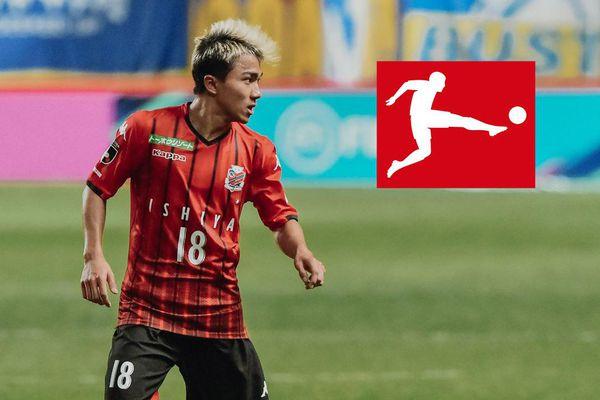 'Messi Thái' trên đường sang Đức chơi bóng