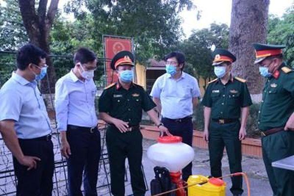 Bài 2: Chủ động phòng, chống lây nhiễm chéo, bảo đảm an toàn về mọi mặt (Tiếp theo và hết)