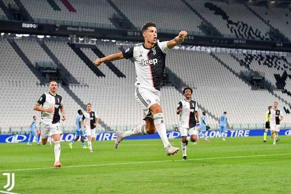 Vòng 35 Serie A 2019 - 2020: Ronaldo và đồng đội có thể sẽ được vuốt ve Scudetto