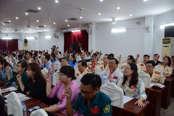 Ông Nguyễn Văn Hiếu tái đắc cử Bí thư Quận ủy quận 5
