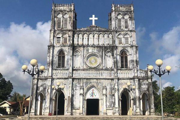 Nguồn gốc tên nhà thờ Mằng Lăng ở Phú Yên