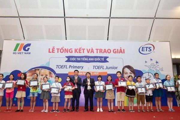 Thi tiếng Anh quốc tế TOEFL năm học 2019 - 2020: 3 thí sinh giành quán quân quốc gia