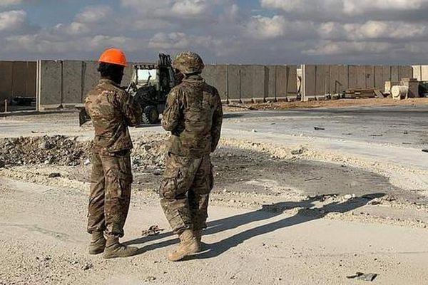 Căn cứ Mỹ ở Iraq lại bị tên lửa tấn công
