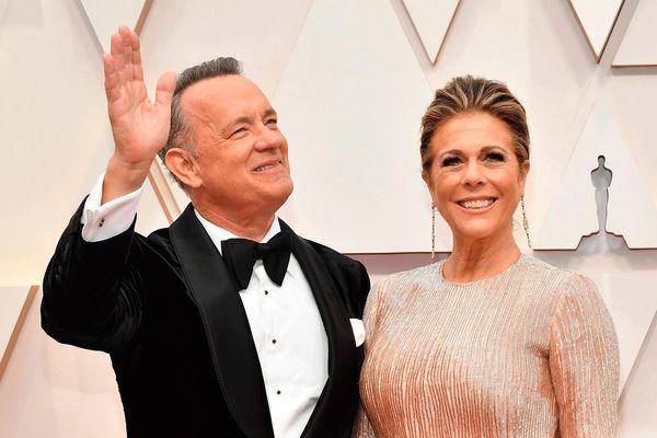 Vợ chồng Tom Hanks trở thành công dân Hy Lạp