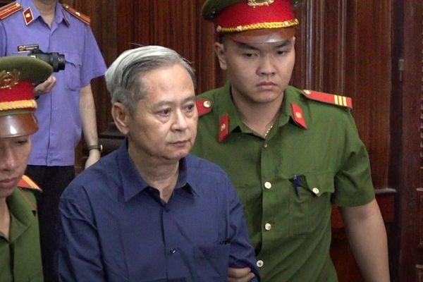 Sai phạm 'chết người' của cựu Phó Chủ tịch UBND TPHCM Nguyễn Hữu Tín