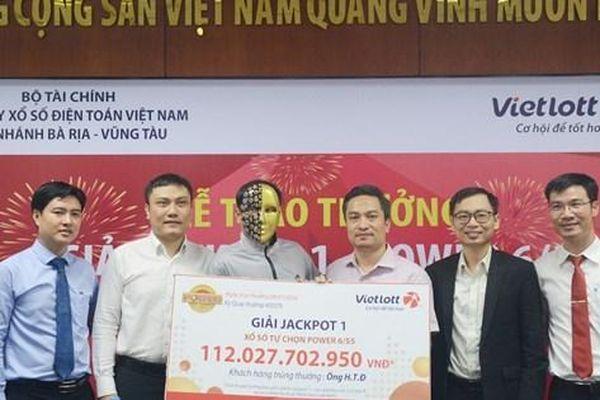 Thêm một tỷ phú Vietlott xuất hiện tại Nha Trang