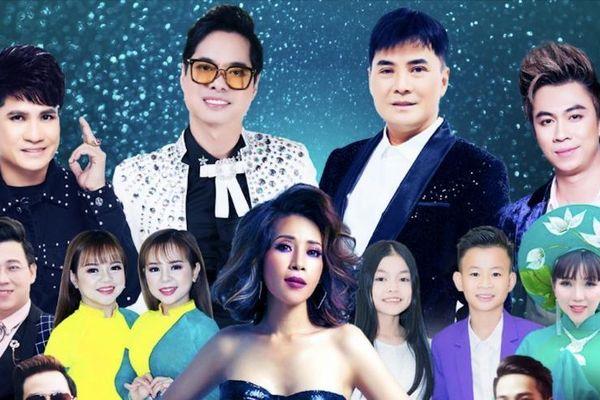 Ca sĩ hải ngoại Băng Châu tổ chức đêm nhạc gây quỹ giúp cháu bé tại Kon Tum phẩu thuật
