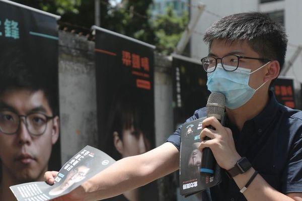 Hoàng Chi Phong bị loại tư cách tranh cử hội đồng lập pháp