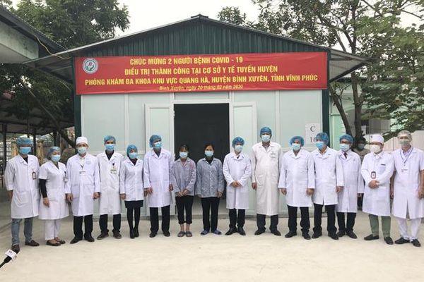 Vĩnh Phúc kích hoạt lại các hoạt động phòng, chống dịch Covid-19
