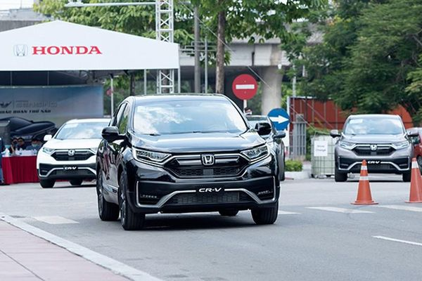 Honda CR-V 2020 lắp ráp có gì mà đắt hơn xe nhập khẩu?