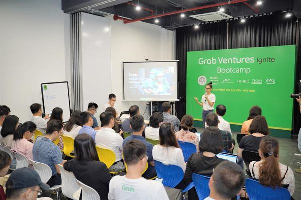 Grab Ventures Ignite hỗ trợ 13 start-up Việt Nam