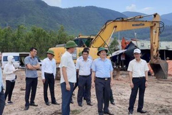 Quảng Bình: Sẽ xử lý nghiêm cá nhân cố tình làm chậm giải ngân đầu tư công