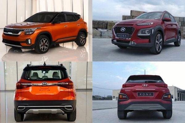 Mua ô tô lần đầu, nên chọn Kia Seltos hay Hyundai Kona bản cao cấp nhất?