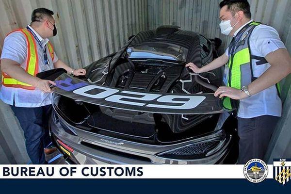 Siêu xe hàng hiếm McLaren 620R nhập lậu nhưng bất thành