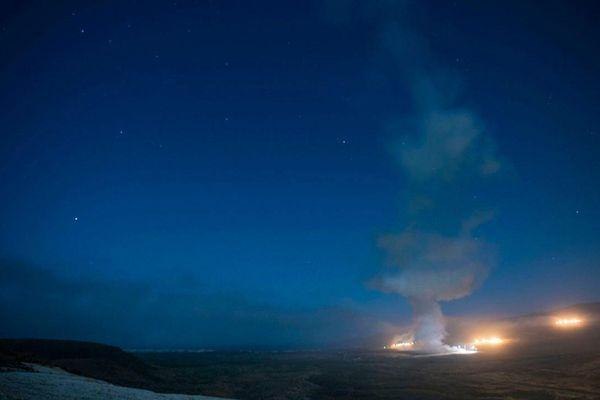 Không quân Mỹ thử nghiệm ICBM Minuteman 3 không mang đầu đạn