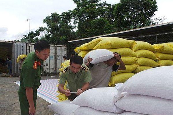 Lào Cai: 440 tấn hạt dẻ có giá trị 14 tỷ trở thành giá trị không đồng sau hơn 1 năm thu giữ