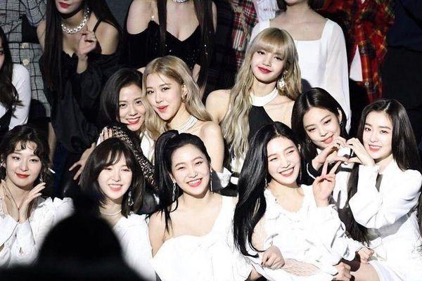 BXH Gaon tháng 7/2020: BlackPink tiếp tục ghi nhận kỉ lục, Irene & Seulgi vượt thành tích của Red Velvet