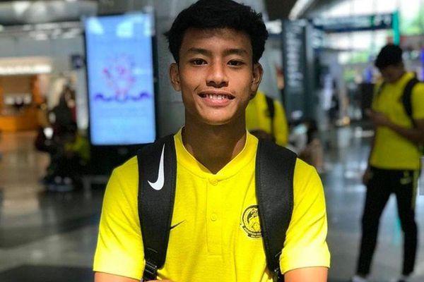 Tài năng trẻ Malaysia học Công Phượng sang Bỉ đầu quân