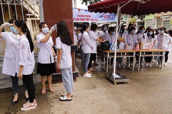 Cao Bằng: Hơn 4.600 thí sinh sẵn sàng bước vào kỳ thi tốt nghiệp THPT