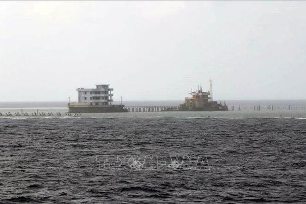 Quốc tế nỗ lực giữ vững ổn định trên Biển Đông