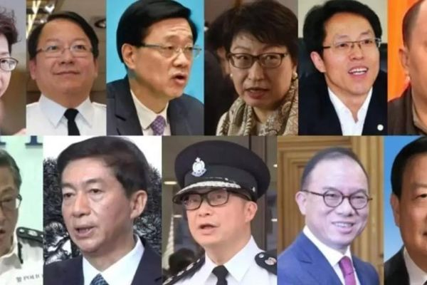 Xung quanh việc Bộ Tài chính Mỹ áp lệnh trừng phạt 11 quan chức Trung Quốc và Hồng Kông