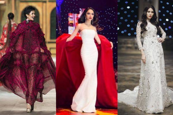 3 Hoa hậu Việt quyền lực nhất hiện nay: Cứ bước lên sàn catwalk là toàn diễn vedette