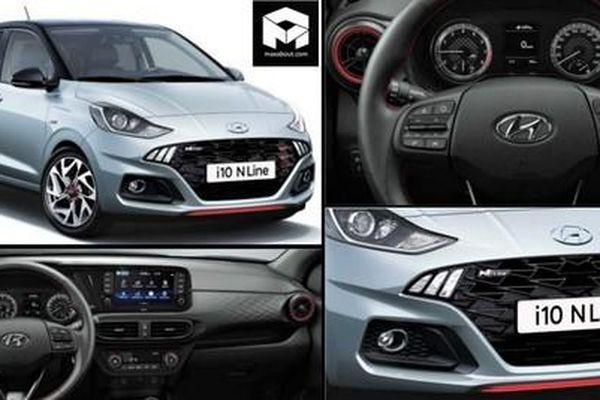 Lộ diện Hyundai i10 N Line 2020 với giá 473 triệu đồng
