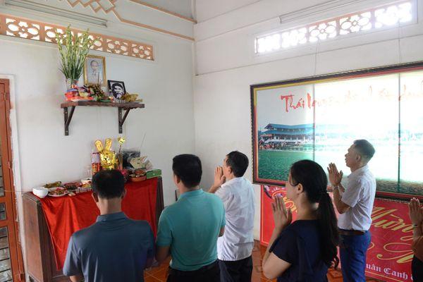 Tri ân Ông tổ 'Thái Nguyên đệ nhất danh trà', trải nghiệm du lịch Làng nghề chè