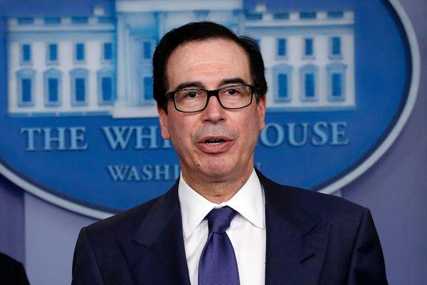 Bộ trưởng Tài chính Mỹ: Gói cứu trợ mới có thể được đưa ra trong tuần này