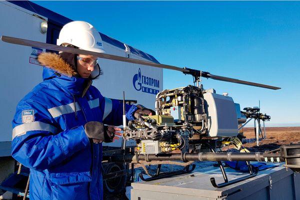 Gazprom Neft thử nghiệm thành công UAV tầm xa phục vụ hoạt động thăm dò địa vật lý