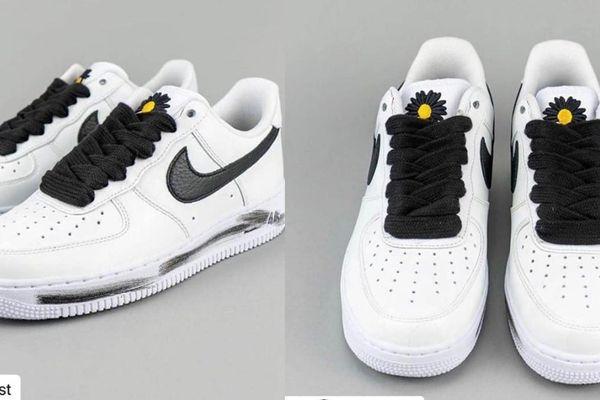 Tín đồ thời trang xôn xao trước mẫu giày hoa cúc phiên bản 2 do G-Dragon thiết kế