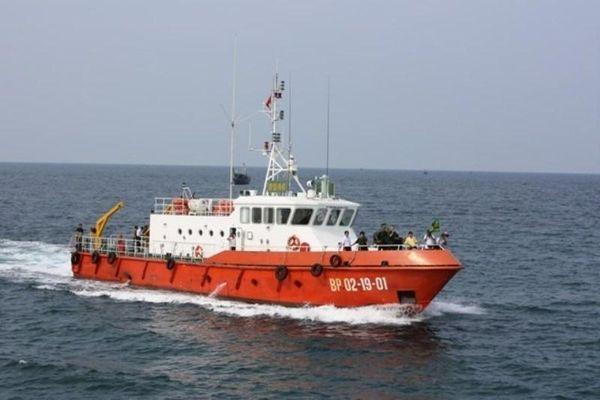 Tìm kiếm ngư dân Nghệ An mất tích trên vùng biển Hà Tĩnh
