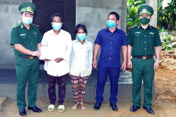 Thừa Thiên Huế: Hỗ trợ xây dựng nhà tình thương cho gia đình đặc biệt khó khăn