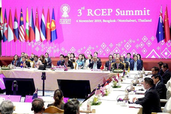 Indonesia: RCEP sẽ được ký kết vào tháng 11/2020 mà không có Ấn Độ