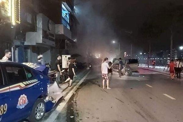Những vụ tai nạn thảm khốc do tài xế say xỉn