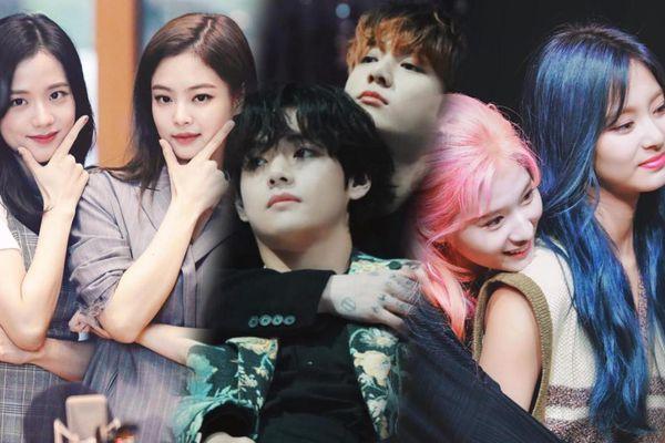 11 cặp idol Kpop 'đẹp đôi' khi đứng cạnh nhau: Bạn thích V - Jungkook (BTS) hay Jennie - Jisoo (Blackpink)?