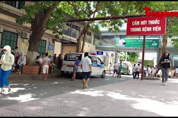 Cổng bệnh viện Việt Đức bị thao túng ra sao?