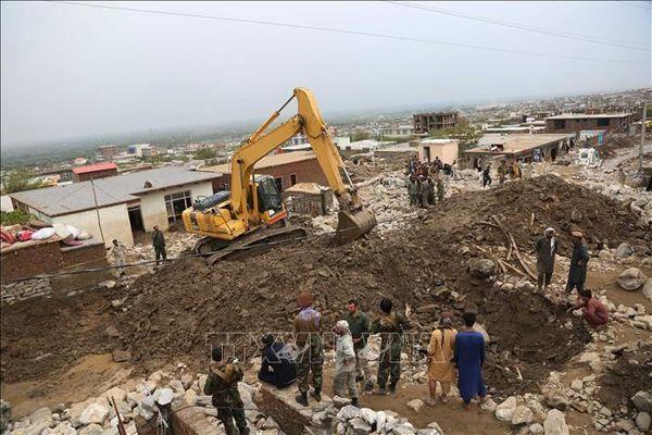 Lũ quét ở Afghanistan: 73 người thiệt mạng, khoảng 100 người khác bị thương